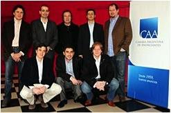 Profesionales de agencias, compañías de Internet, consultoras y anunciantes asistieron a las jornadas organizadas por la CAA.