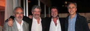Carlos Acosta - Roberto Hernandez - Alejandro Terzi - Javier Asensio