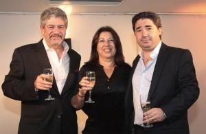 Roberto Hernandez - Silvina Ruiz - Javier Molina
