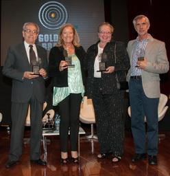 José López; Maria Marta Llosa; Mary Teahan; y Raúl Lopez Rossi.